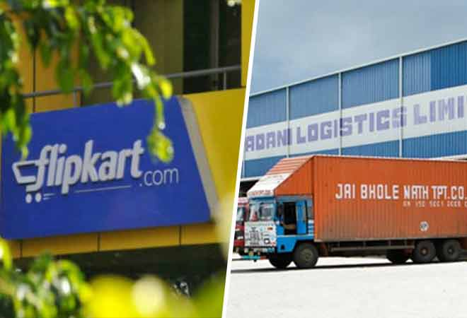 Flipkart Enters Into a Tie-up with Adani Group To Boost Supply, Logistics Infra