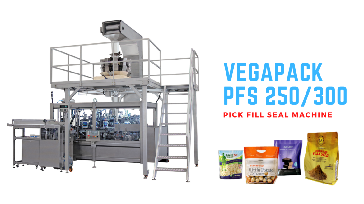 How Pick-Fill-Seal Machines (PFS-250 / 300) Are The Best For Pre-Made Pouch Filling Applications?