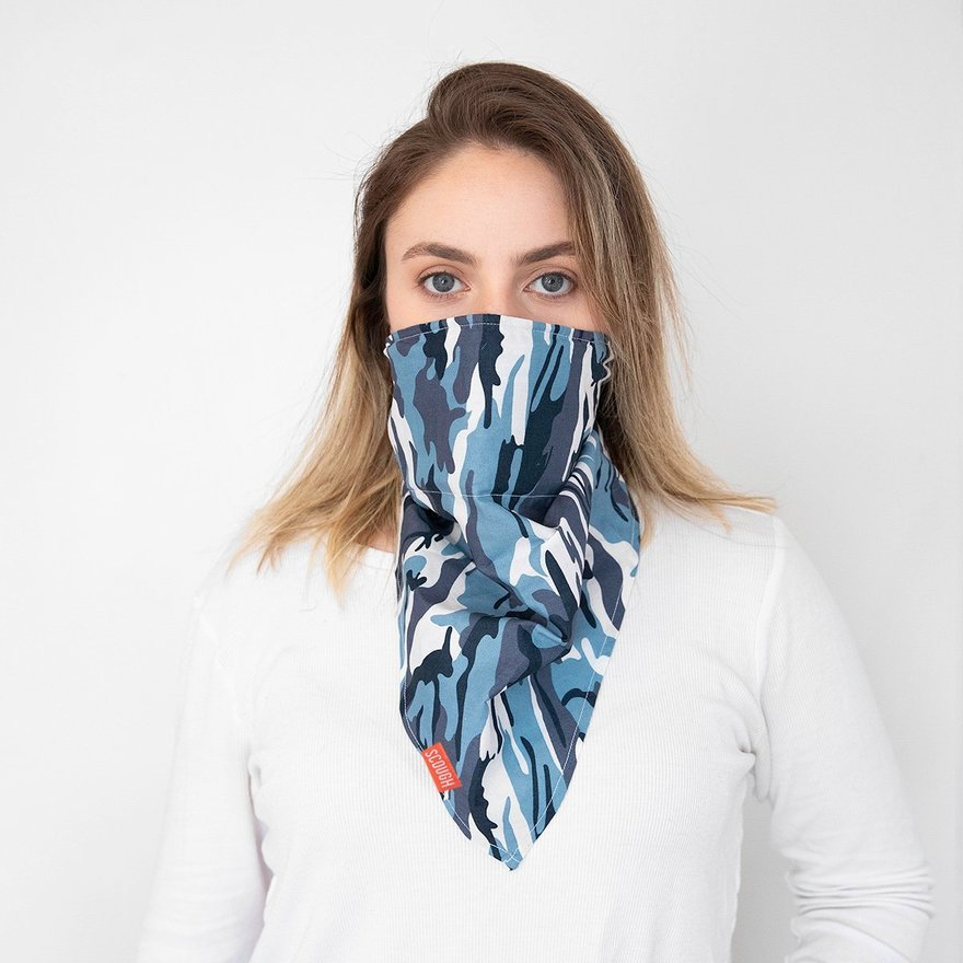 What is a neck gaiter regularly utilized for?