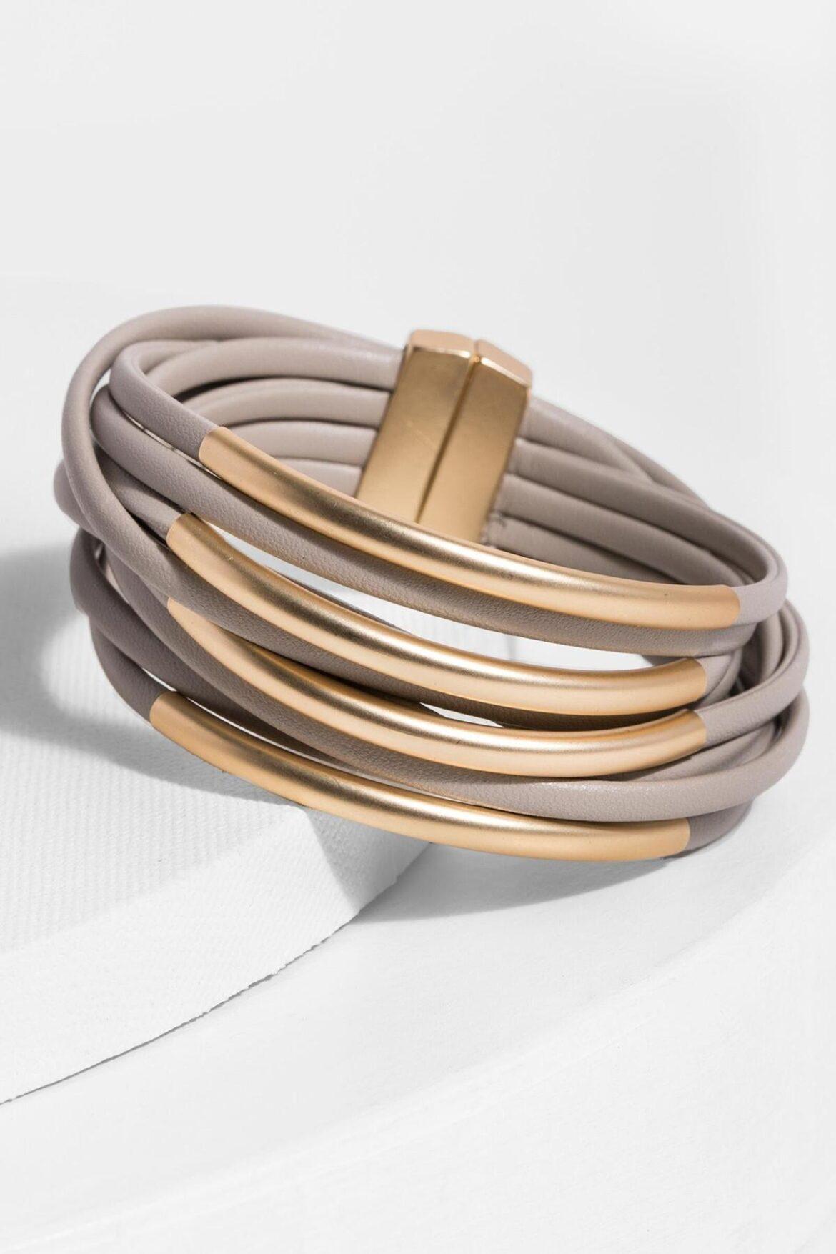 Step by step instructions to Make Leather Bracelets
