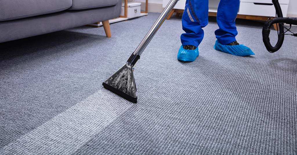 Top Five Carpet Cleaning Canary Wharf