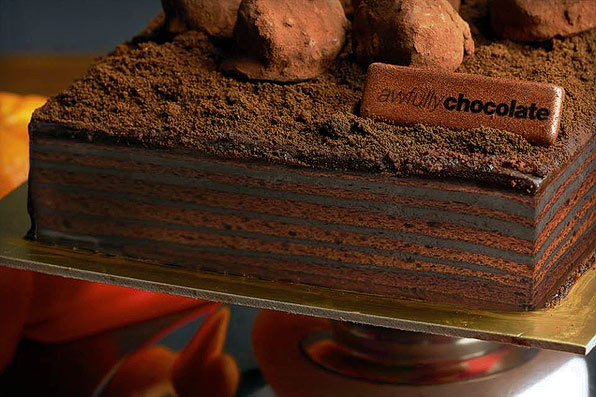 10 Innovative Chocolate Cakes with Elaborate Taste