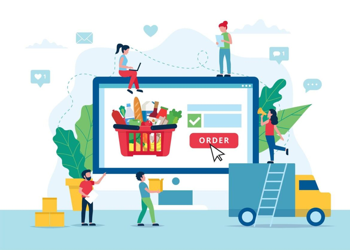 Remarkable Benefits of Online Food Shopping During the Pandemic