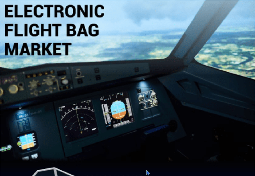 Electronic Flight bag Market Share and Size 2021 Trends by Fortune Business Insights™