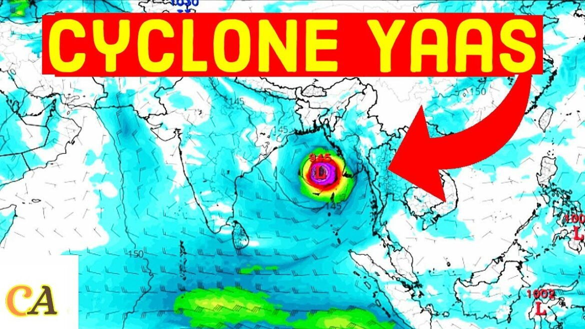 """A New Threat After """"Tauk Te""""? Find out when a 'yaas' Cyclone may Occur,"""