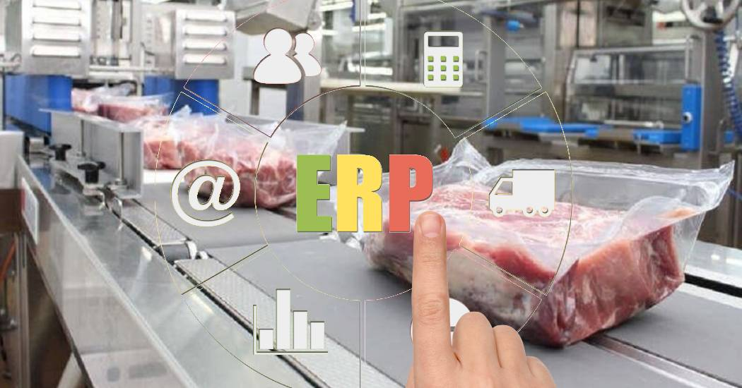 Use of ERP System in Food Safety and Traceability