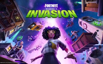 Fortnite Season 7 Chapter 2 : Invasion is live, bringing UFOs, Aliens, Superman, New battle Pass........