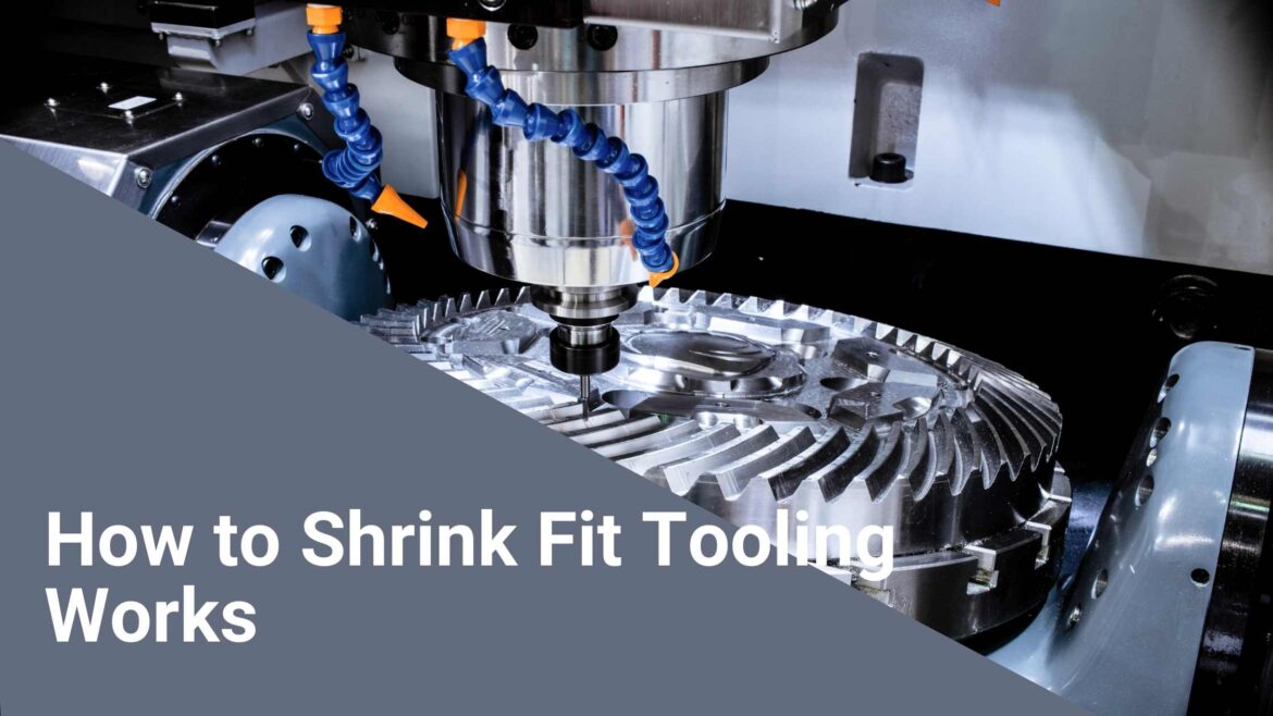 How to Shrink Fit Tooling Works