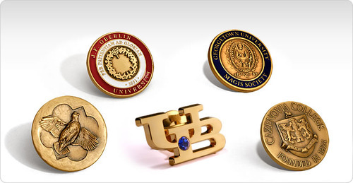 How Your Business Can Utilize a Custom Metal Lapel Pin