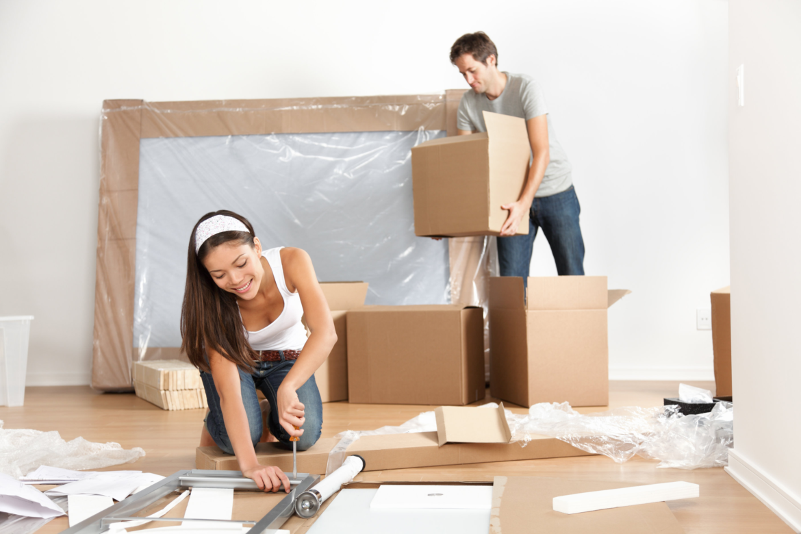 Few Reasons Why You Need To Hire The House Removals Richmond
