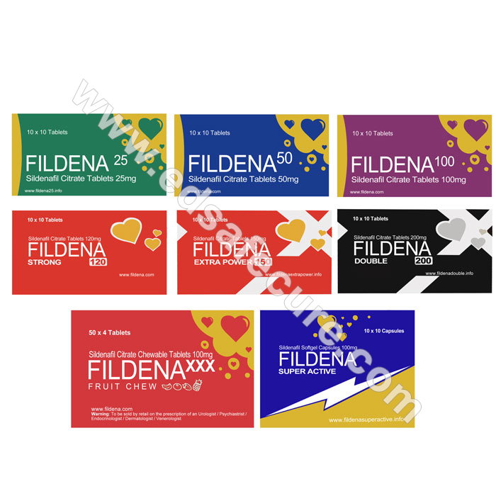 Is Fildena tablet a real solution for ED?