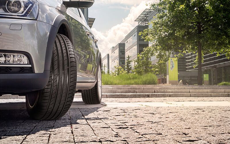 How Does The Heat Affect Your Tyres?
