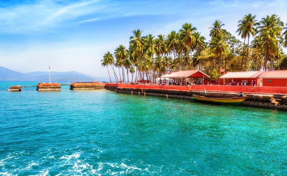 Best Resorts in Andaman and Nicobar