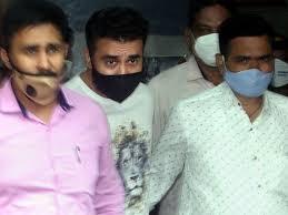 Raj Kundra's Police Custody Extended Till July 27 In Alleged Pornography Case.