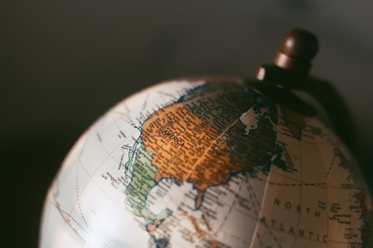 How many countries speak Arabic around the world?