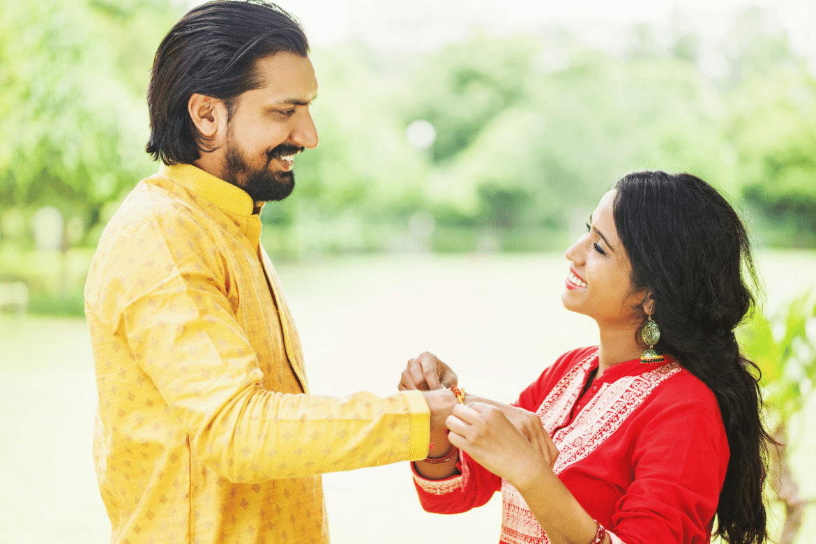 Rakhi Gifts Ideas For Your Brother To let him Safe From Covid19