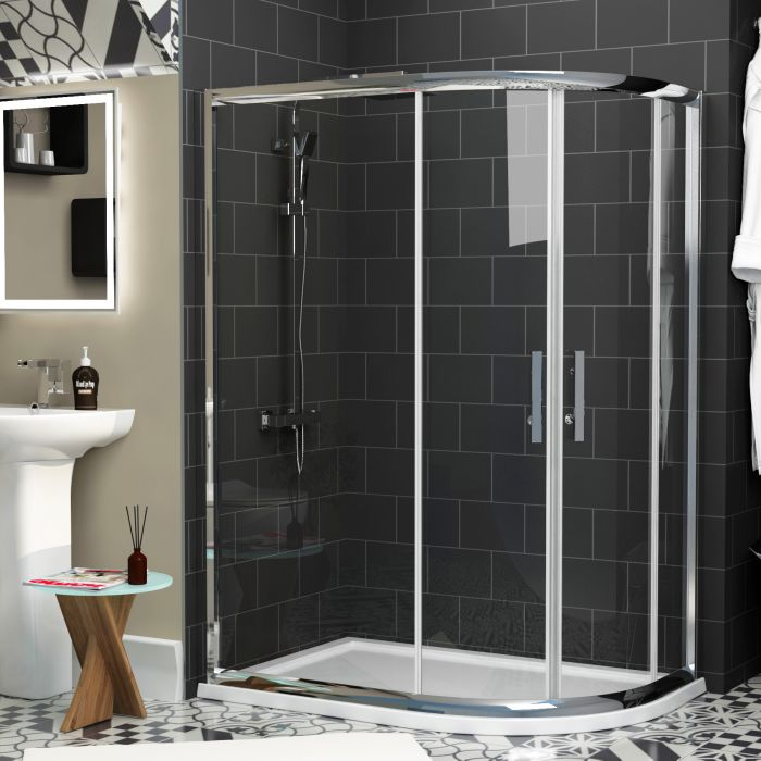 Why Consider an Offset Quadrant Shower Enclosure for your Bathroom?