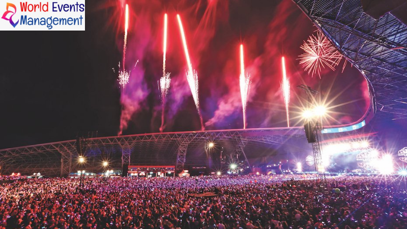 Event Management: Why do live events have a bright future in the UAE