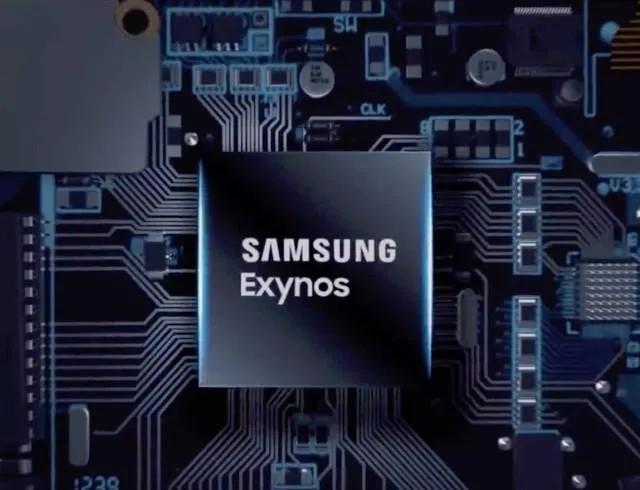 Samsung 3nm MBCFET Chip