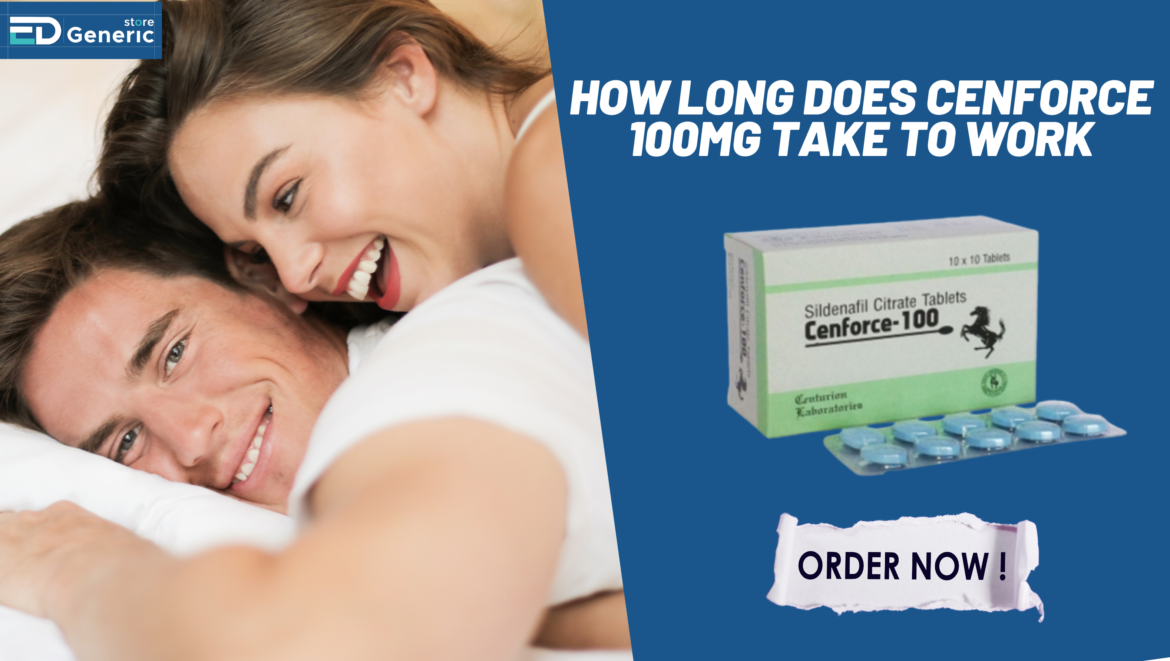 How to long laster on bed using Cenforce pills?
