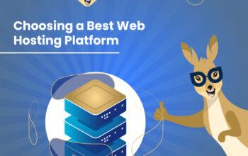 Choose Web hosting platform