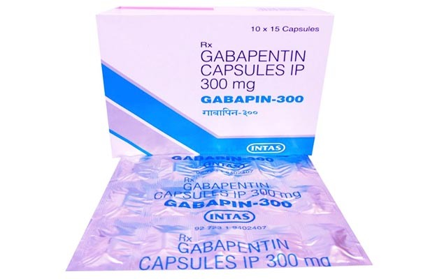 What is the use of gabapin 300 mg?