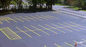 What Should You Ask When Calling Experts for Parking Lot Striping Services