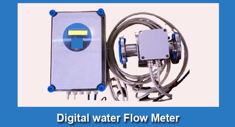 How measure water with a Digital Water Flow Meter?