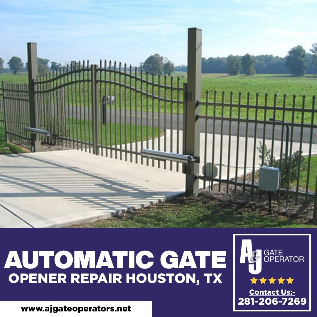 Here's a Quick Guide to Benefits of Automatic Gates Openers